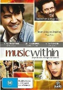 MUSIC WITHIN - Melissa George & Michael Sheen (DVD)