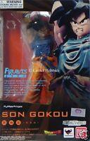 New Bandai Figuarts ZERO Dragon Ball Z Son Goku Genki Ball PVC ABS From Japan