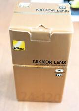 Nikon Nikkor 24-120 mm F/4.0 ED VR AF-S SWM Objektiv