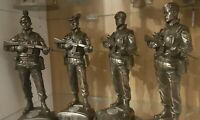 Northern Ireland British Soldier Cold Cast Bronze. Any Regiment available.