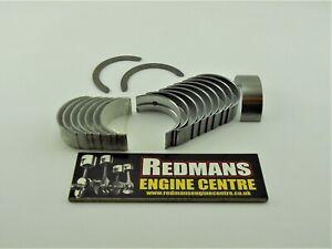 fits Ford escort 1.6 RS Turbo main + Big End Shell Bearing set inc thrust