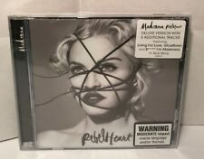 Madonna- Rebel Heart Deluxe CD, NEW, SEALED
