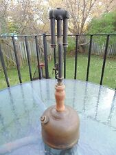 Antique COLEMAN Trademark coal oil ? lantern Sunshine of the Night CANADA