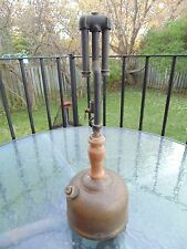 Antique COLEMAN Trademark kerosene lantern 'Sunshine of the Night' CANADA