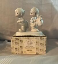 New ListingPrecious Moments Lot of 3 Couple Figurines
