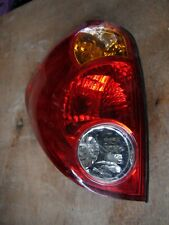 Original Genuine Mitsubishi Triton ML MN Left hand side tail light 2007 - 2014