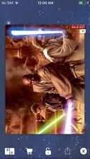 Topps Star Wars Digital Card Trader Forces Of Good Geonosian Battle Insert