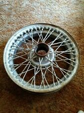 MG Triumph Austin Healey Dunlop Wire Wheel 48 Spoke 4x15 OEM British England
