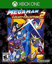 XBOX ONE MEGA MAN MEGAMAN 2 LEGACY Colección NUEVO Y EMB. orig. Envío en Paquete