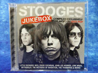 STOOGES Jukebox Compilation CD exclusively for MOJO by IGGY POP Various Artists