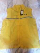Yellow High Vis Running Vest Jacket, Size M