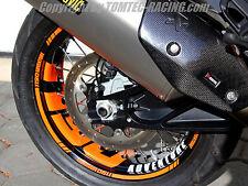 Felgenringaufkleber-Set Dekor KTM 1190 1290 1090 Super Adventure T R SA SAT SAR