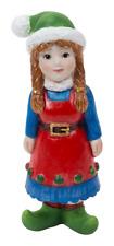 BRAND NEW CHRISTMAS GARDEN ORNAMENT GIRL PIXIE/ELF