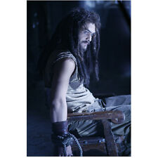 Stargate Atlantis Jason Momoa as Ronon Dex Tied Up in Chair 8 x 10 Inch Photo