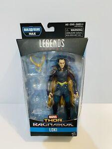 Marvel Legends MCU Loki Thor Ragnarok 6inch Action Figure Boxed No BAF Part