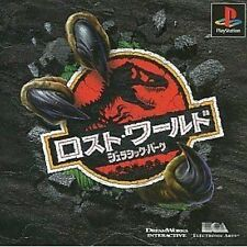 USED The Lost World: Jurassic Park Japan Import PS