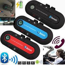 Universal Wireless Bluetooth Car Kit Handsfree Speaker Phone In-Car Speakerphone