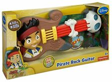 Disney Fisher Price Jake and The Never Land Pirates Pirate Rock Guitar