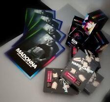 MADONNA HARD CANDY BOX SET SEALED STICKY & SWEET MUG BOXED TOUR PROGRAMM NEW .
