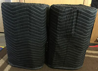 JBL PRX 612M PRX612M Premium PADDED Black Speaker COVERS (2)  Qty of 1 = 1 Pair!