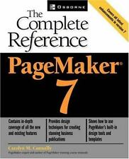 Pagemaker(r) 7: The Complete Reference-ExLibrary