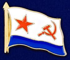 Russian AWARD rare ORDER BADGE pin insignia - Badge of the Soviet Navy