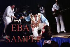 Elvis Presley concert photo # 3415 Charlotte, NC 3-20-76 evening