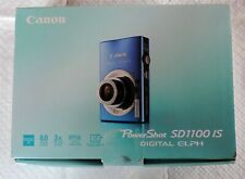 CANON POWERSHOT DIGITAL ELPH SD 1100 IS CAMERA