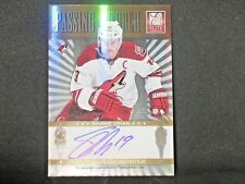 Shane Doan 2011-12 Elite Passing The Torch Autograph (67/100) Arizona Coyotes