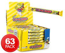 63 x Cadbury Chomp Bars 30g