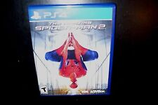 Replacement Case (NO GAME) The Amazing Spider-man 2 PS4 Playstation 4