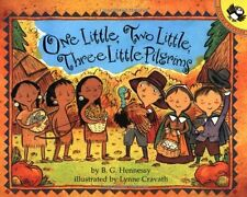One Little, Two Little, Three Little Pilgrims (Picture Puffin Books) by B.G. Hen