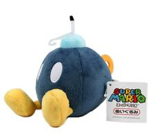New Super Mario Bros. Bomb Bob Plush Toy Stuffed Animal Plush Doll 5.5""