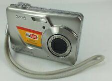 Kodak EasyShare C180 10.2MP Digital Camera 3X Optical Zoom Silve