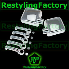 07-15 JEEP WRANGLER Chrome plated Mirror+4 Door Handle+Tailgate Cover Combo 5