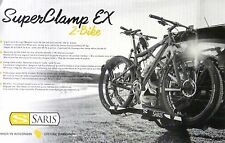 Saris Freedom Superclamp EX 2 Bike Hitch Rack