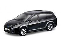 FORD FOCUS COMBI 1:43 Car NEW Model Diecast Models Die Cast Metal Black