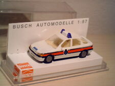 Ford Escort Ghia from Busch England Police Scale 1/87