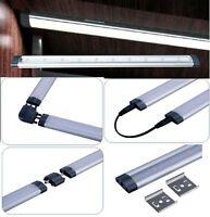 12V Dimmable LED Under Cabinet Linkable Light Bar Closet