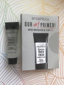 Smashbox Photo Finish Foundation Primer 7.1ml Sample Size Brand New