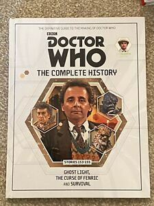 DOCTOR WHO - The complete history - Volume 46: GHOST LIGHT to SURVIVAL