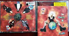 Bar 7 Signed CD by Keith & Brian Proof (hard rock, Tesla Y&T Ratt, Mr Big, Jovi)