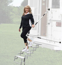 Torklift A7621 GlowGuide Handrail, Glow Guide strong handrail for Scissor Steps