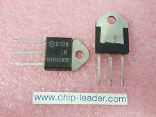 2x Motorola MTH15N35 ,Power Field-Effect Transistor, 15A I(D), 350V,FET,TO-218AC