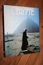 L'EGYPTE TEXTE DE CERES WISSA WASSEF  éd  HATIER 1984