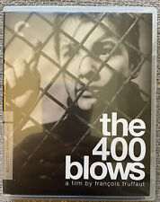 The 400 Blows The Criterion Collection [Blu-ray + Booklet] with Free Shipping!