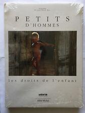 PETITS D'HOMMES REY DROITS DE L'ENFANT UNICEF NEUF EMBALLE