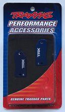 Traxxas 3632A Bleu Anodisé Aluminium Roulette Blocs (Gauche et Droit, 30 Degree)