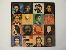 THE WHO FACE DANCES AUSSIE LP WITH RARE GIANT POSTER