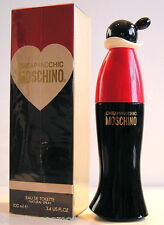 MOSCHINO Cheap and Chic 100 ml EDT Spray Nuovo OVP